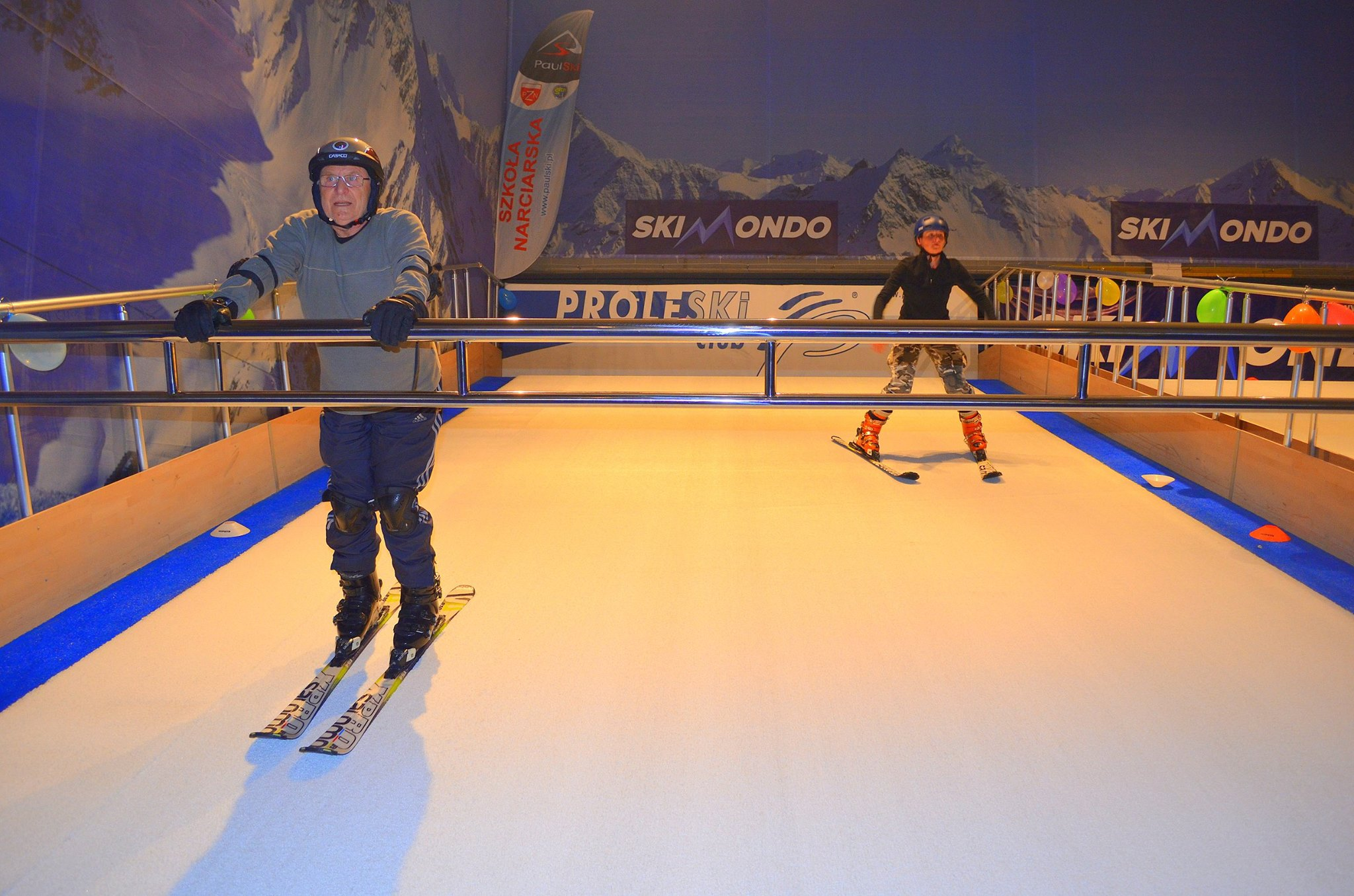 proleski ski simulator
